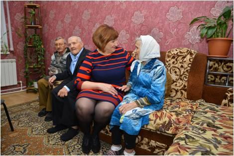 Пансионат для пожилых людей екатеринбург деревенька
